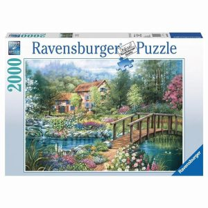 ravensburger uroki lata puzzle 2000 elemnetów