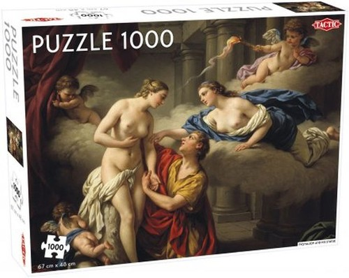 Puzzle pigmalion