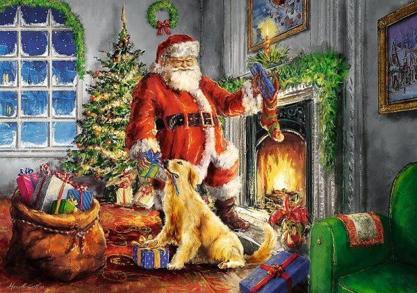 Mikołaj i czas prezentów