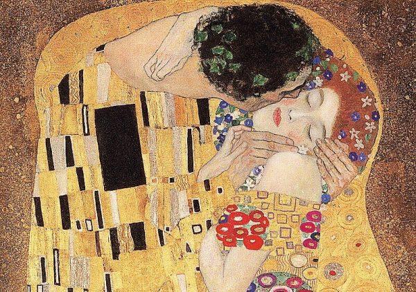 Pocałunek. Klimt