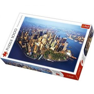 Puzzle ze zdjęciem z Nowego Yorku